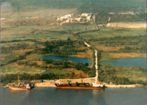 Navesco-operated vessels at Pimsa